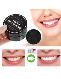 Dentifrice blancheur au charbon actif