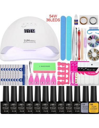 Kit Manucure Professionnel Complet